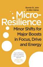St. John, B: Micro-Resilience