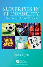 SURPRISES IN PROBABILITY