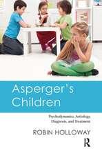 ASPERGERS CHILDREN