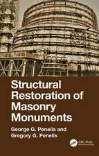Structural Restoration of Masonry Monuments