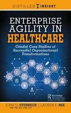 Stenbeck, J: Enterprise Agility in Healthcare