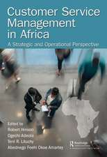 Customer Service Management in Africa
