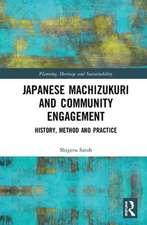 Japanese Machizukuri and Community Engagement