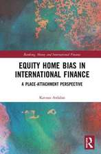 EQUITY HOME BIAS ARDALAN