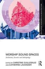 Worship Sound Spaces