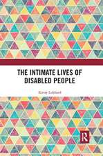 Intimate Lives of Disabled People