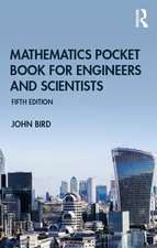 Mathematics Pocket Book for Engineers and Scientists, 5th ed