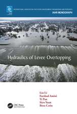 Hydraulics of Levee Overtopping