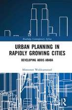 Urban Planning in Rapidly Growing Cities