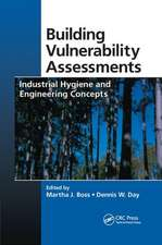 Building Vulnerability Assessments