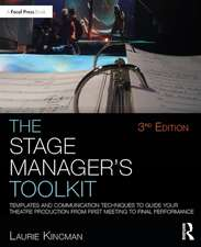Stage Manager's Toolkit