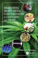 Thomas, R: Measuring Heavy Metal Contaminants in Cannabis an