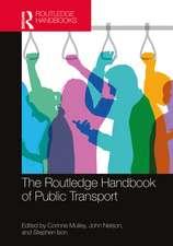 Routledge Handbook of Public Transport