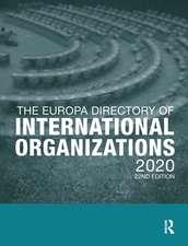 Europa Directory of International Organizations 2020