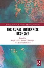 Rural Enterprise Economy