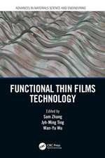 Functional Thin Films Technology