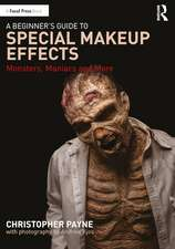 Beginner's Guide to Special Makeup Effects