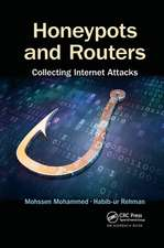 Honeypots and Routers