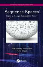 Sequence Spaces