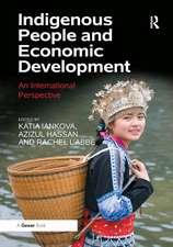 Indigenous People and Economic Development