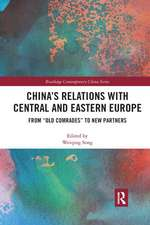 China's Relations with Central and Eastern Europe