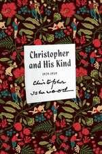 Christopher and His Kind:  A Memoir, 1929-1939