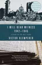 I Will Bear Witness, Volume 2:  1942-1945