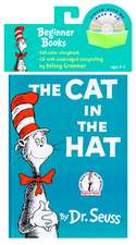 The Cat in the Hat Book [With CD]:  A Math Reader