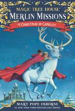 Christmas in Camelot:  The Mystery of the Enchanted Dog