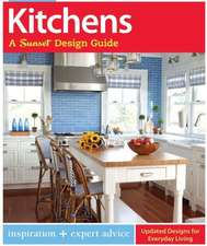 Kitchens: A Sunset Design Guide