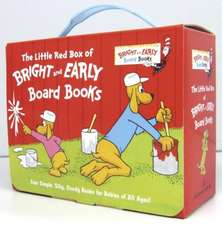 The Little Red Box of Bright and Early Board Books:  Loose Tooth!
