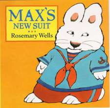 Max's First Suit