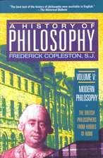 History of Philosophy, Volume 5