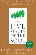The Five Stages of the Soul:  Charting the Spiritual Passages That Shape Our Lives