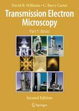 Transmission Electron Microscopy: A Textbook for Materials Science