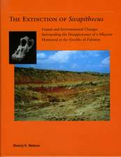 The Extinction of Sivapithecus: Faunal and Environmental Changes Surrounding the Disappearance of a Miocene Hominoid in the Siwaliks of Pakistan