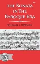 The Sonata in the Baroque Era