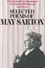 Selected Poems of May Sarton