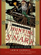 The Annotated Hunting of the Snark