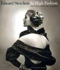 Edward Steichen – In High Fashion