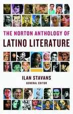 The Norton Anthology of Latino Literature