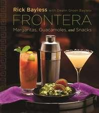 Frontera – Margaritas, Guacamoles, and Snacks