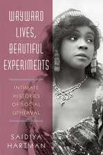 Wayward Lives, Beautiful Experiments – Intimate Histories of Social Upheaval