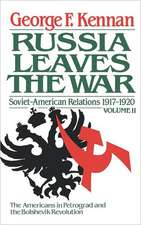 Soviet–American Relations, 1917–1920 – The Decision to Intervene