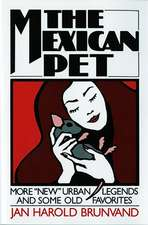 The Mexican Pet (Paper)