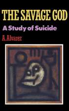 The Savage God – A Study of Suicide