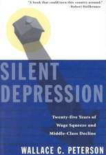 Silent Depression – The Fate of the American Dream (Paper)