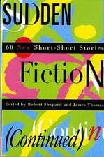 Sudden Fiction (Paper)