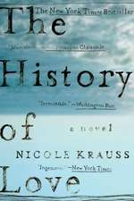 The History of Love – A Novel