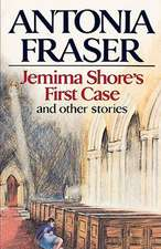 Jemima Shore`s First Case – And Other Stories